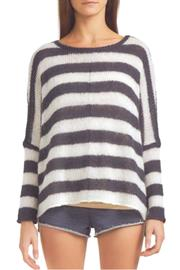 Wooden Ships Regatta Crewneck Sweater - Product Mini Image