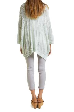 Wooden Ships Ribbed Kimono Cardigan - Alternate List Image