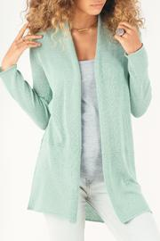 Shoptiques Product: Seamed Cardigan Sweater