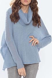 Wooden Ships Seamed Cowl Pullover - Front cropped
