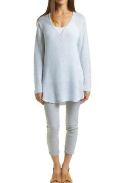 Shoptiques Product: Shirt Tail Sweater