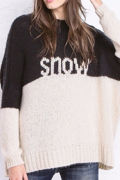 Shoptiques Product: Snow Pullover Sweater