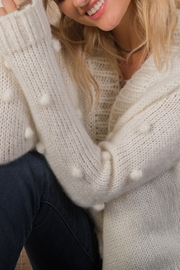 Wooden Ships Snowball Cardi - Side cropped