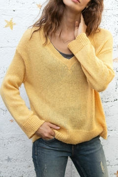 Wooden Ships Sophie Sweater - Product List Image