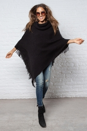 Wooden Ships Tessa Cowl Poncho - Front cropped