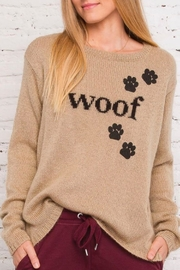 Wooden Ships Woof Crewneck Sweater - Product Mini Image