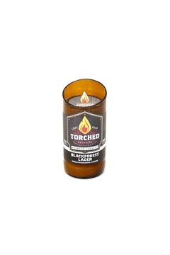 Shoptiques Product: Beer-Bottle Candle-Blackforest Lager