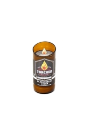 Wooden Shoe Designs Beer-Bottle Candle-Blackforest Lager - Product Mini Image