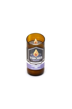 Wooden Shoe Designs Beer-Bottle Candle-Lavender Ipa - Product List Image