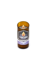 Wooden Shoe Designs Beer-Bottle Candle-Lavender Ipa - Product Mini Image
