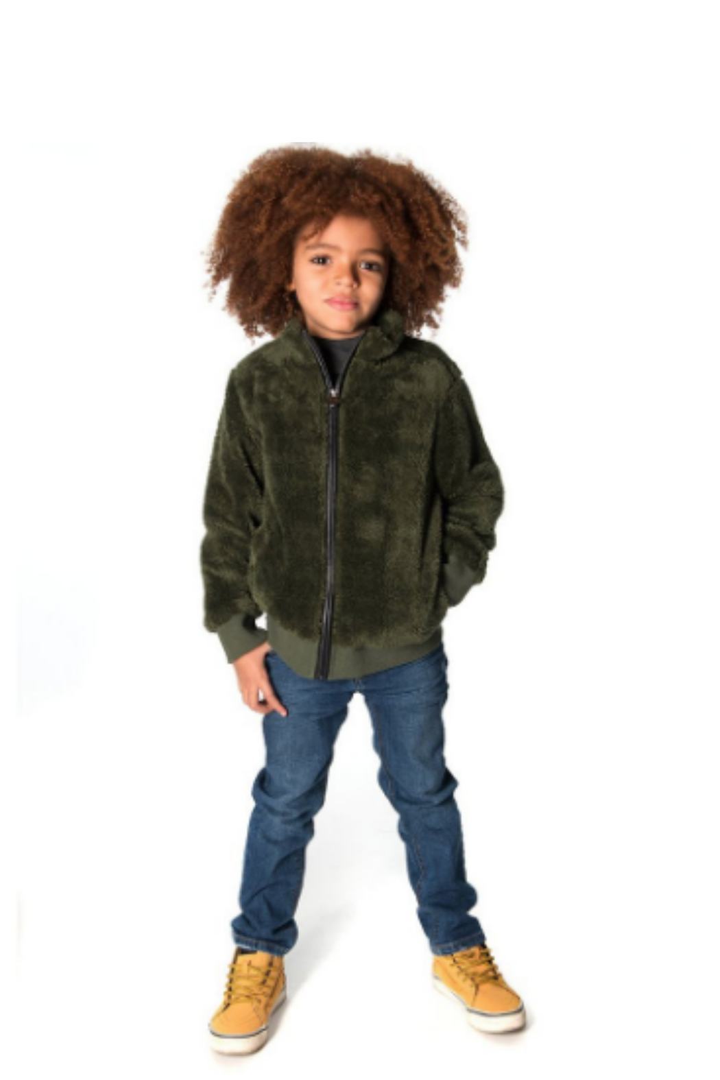 Appaman Woodland Jacket - Front Cropped Image