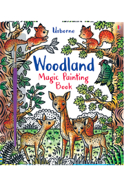 Usborne Woodland Magic Painting Book - Product Mini Image