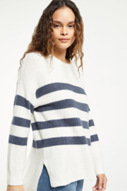 z supply  Woodland Stripe Sweater - Front cropped