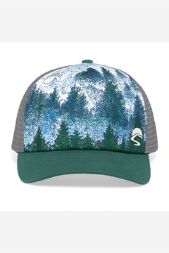 Sunday Afternoons Woodland Trucker - Product List Image
