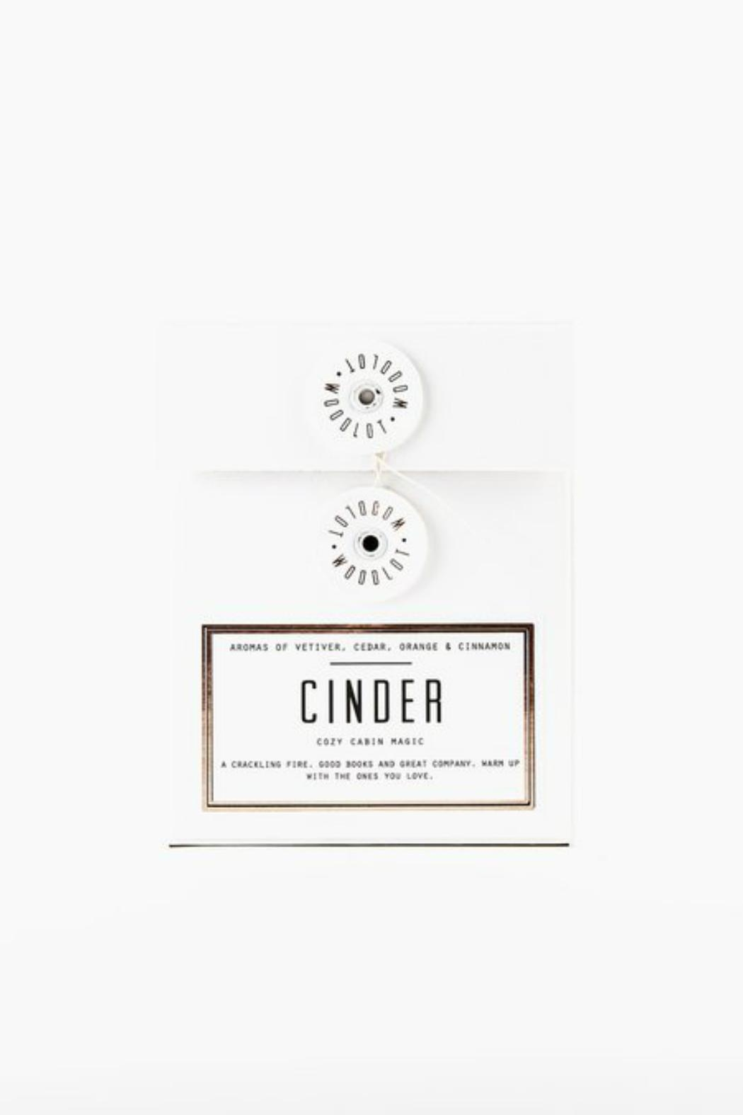 Woodlot Cinder Candle - Main Image