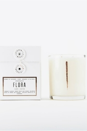 Woodlot Flora Candle - Front full body