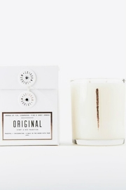 Woodlot Original Candle - Front full body