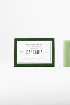 Shoptiques Product: Woodlot Cascadia Soap
