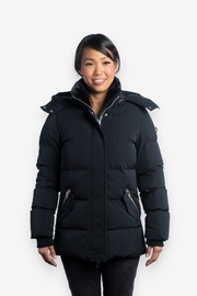Woodpecker Bumnester Ladies 3/4 Parka - Product Mini Image