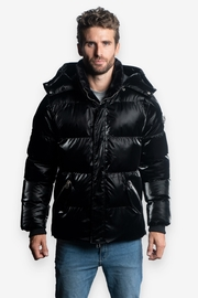 Woodpecker Bumnester Men's 3/4 Parka - Product Mini Image