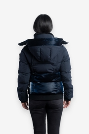 Woodpecker Woody Ladies Down Bomber - Front full body