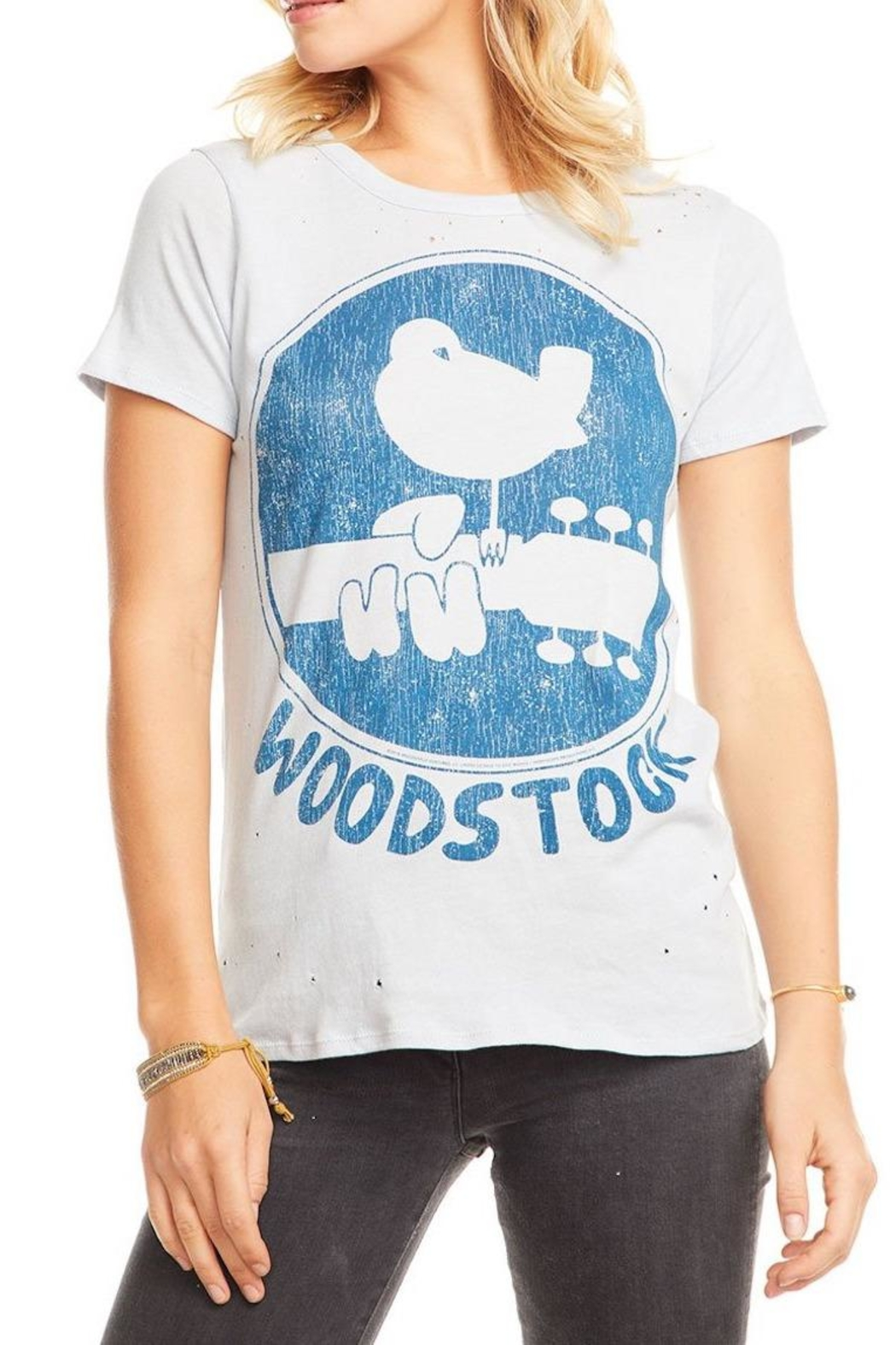 Chaser Woodstock Graphic Tee - Main Image
