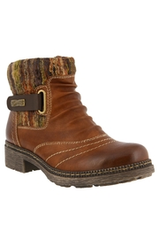 Spring Footwear Woodsy Winter Bootie - Front cropped