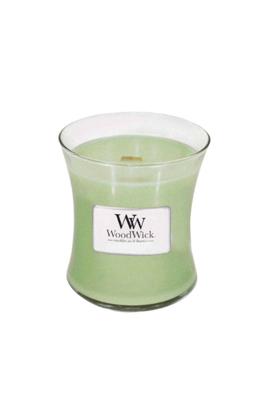 Woodwick Applewood Candle - Main Image