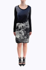 Fuego Woman Wool Dress - Product Mini Image