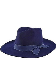 Olive & Pique Wool Felt Panama Hat - Product List Image