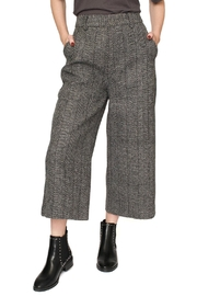 CAARA Wool Gaucho Pants - Product Mini Image