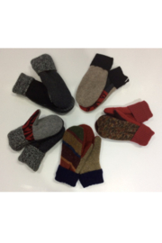Woolies Wool Mittens Handcrafted from Reclaimed Sweaters - Product Mini Image
