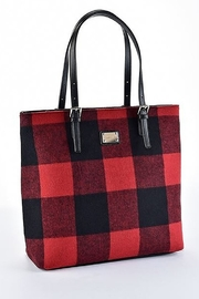 Gift Craft Wool Tartan bag - Product Mini Image