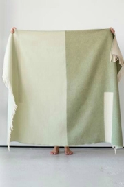 Forestry Wool Wool Throw - Product Mini Image