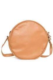 Woolfell Round Leather Purse - Product Mini Image