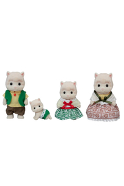 Calico Critters Woolly Alpaca Family - Product Mini Image