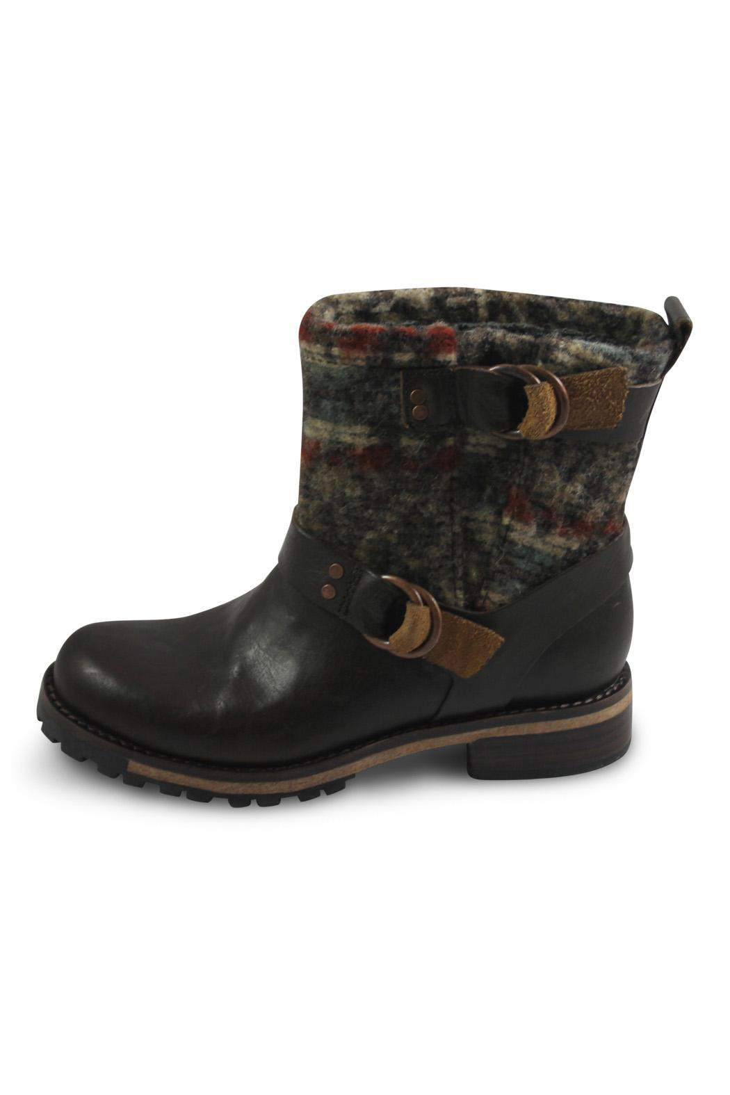Woolrich Ankle Flat Boot - Front Cropped Image