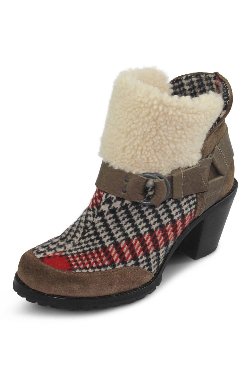 Woolrich Ankle High Boot - Front Full Image