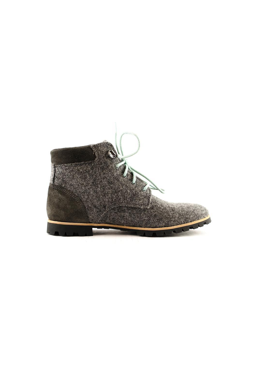 Woolrich Beebee Wool Boot - Side Cropped Image
