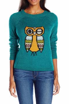 Woolrich Mohair Owl Sweater - Product List Image