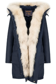 Woolrich John Rich & Bros. Military Fur Parka - Product Mini Image