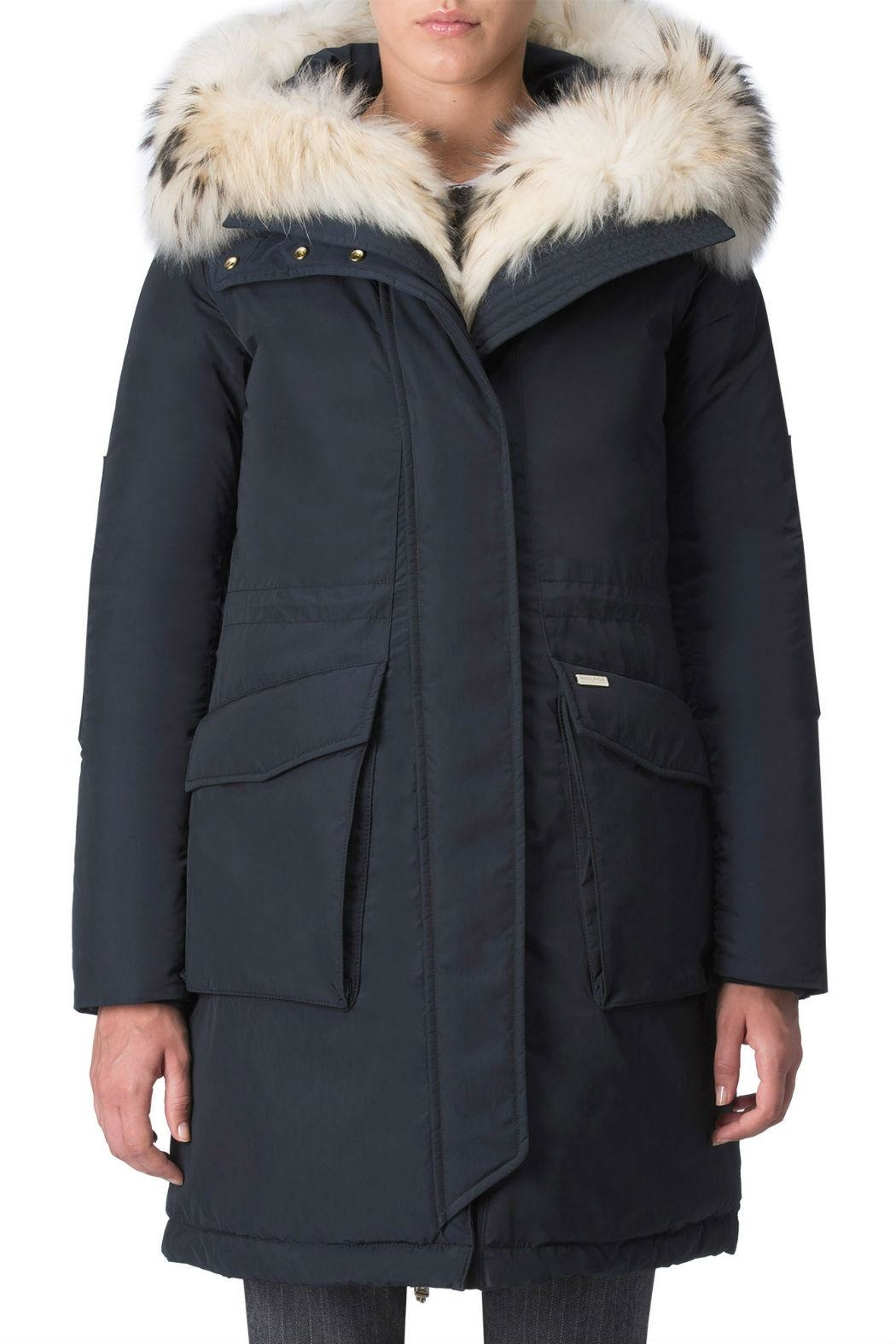 Woolrich John Rich & Bros. Military Fur Parka from Montreal by ...