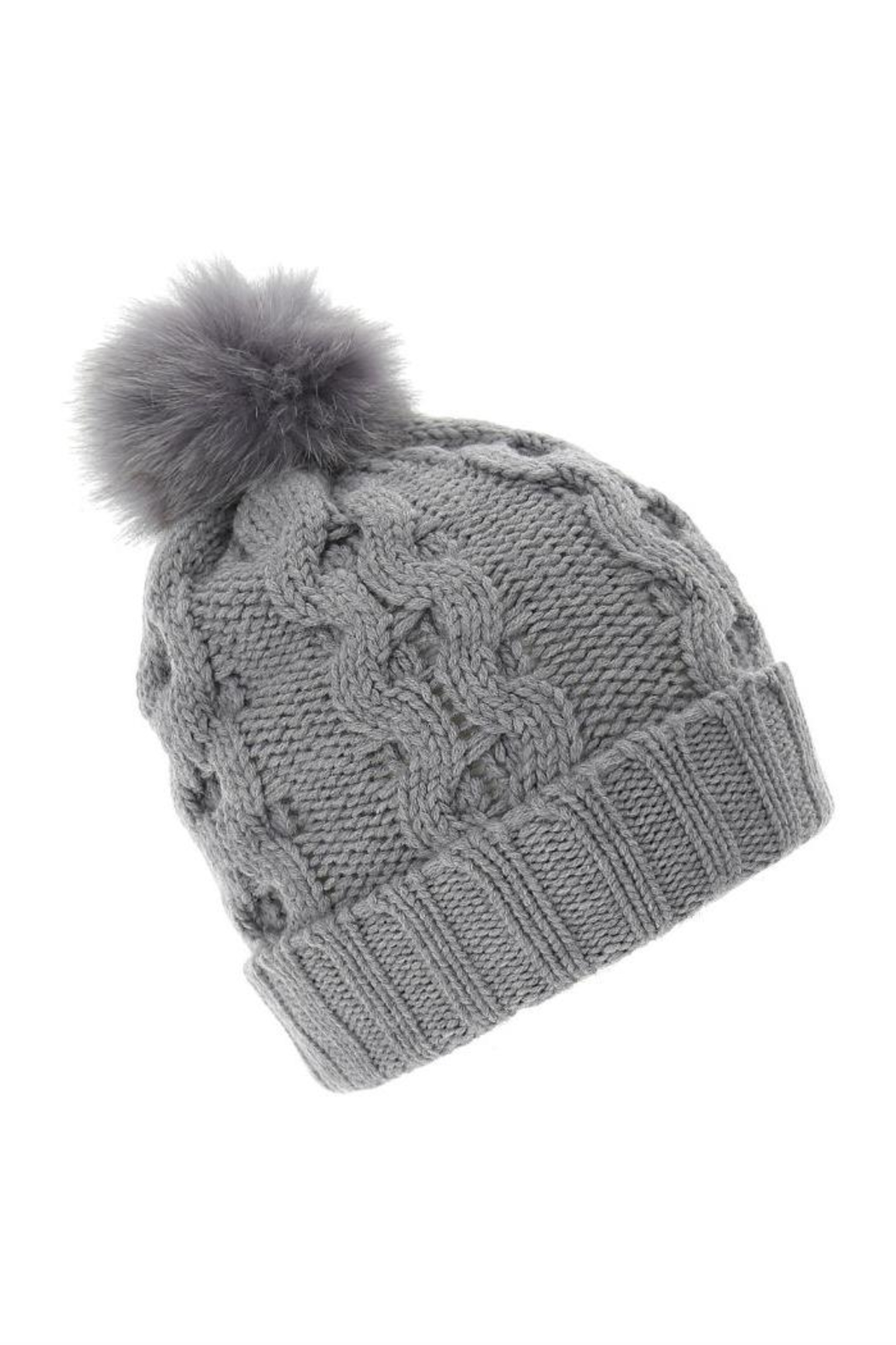 Woolrich John Rich & Bros. Serenity Knitted Hat - Front Full Image