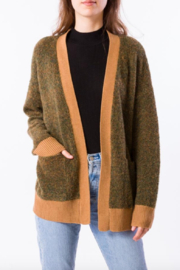 Kerisma Wooster Two-Color Cardigan - Product Mini Image
