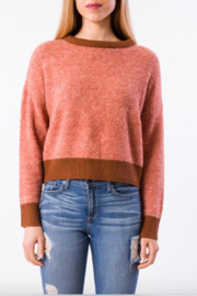 Kerisma Wooster Wool-Blend Sweater - Product Mini Image