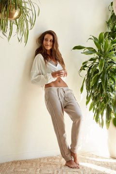 Free People  Work It Out Jogger - Product List Image