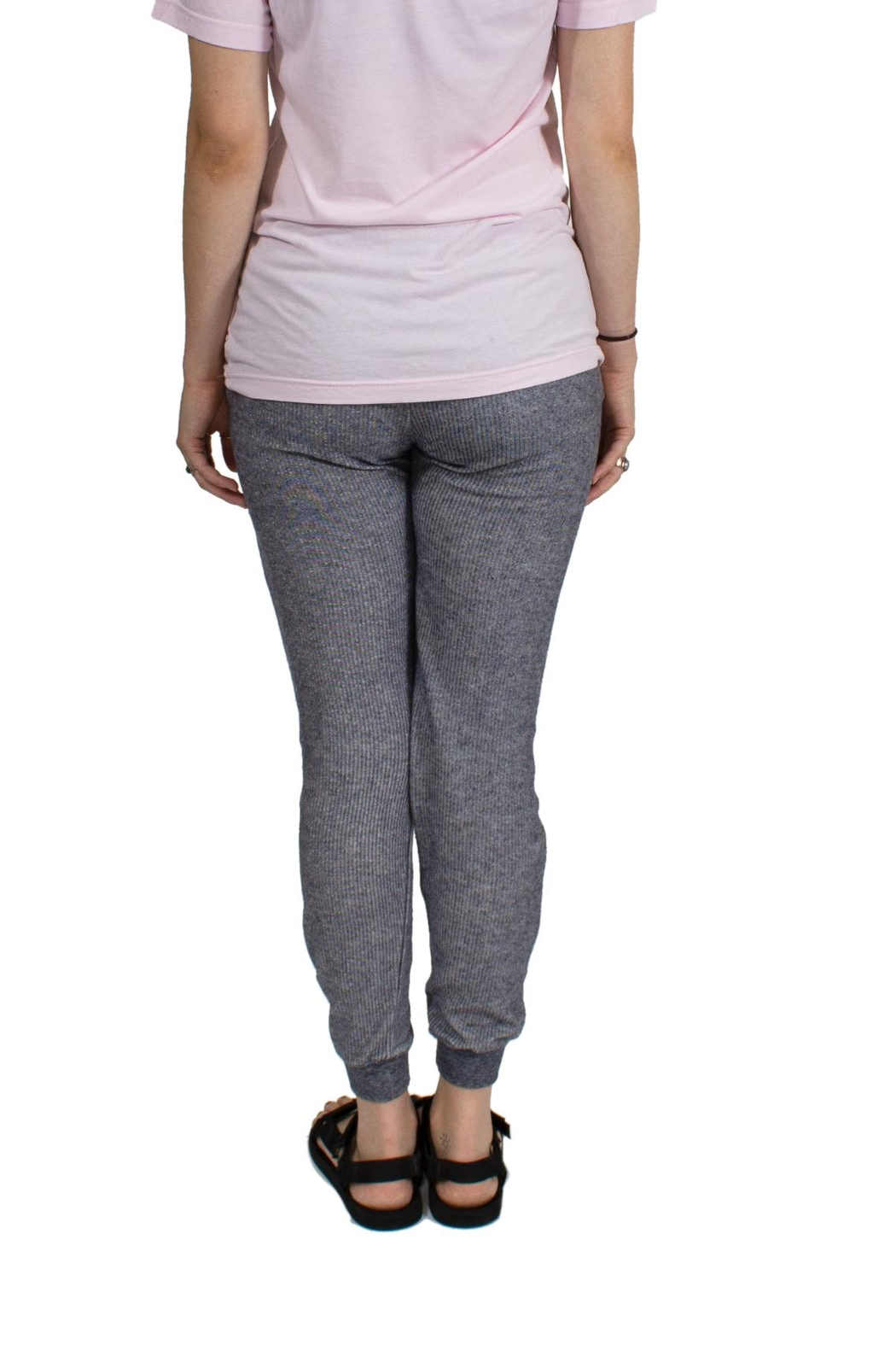 RVCA Work It Pant - Back Cropped Image