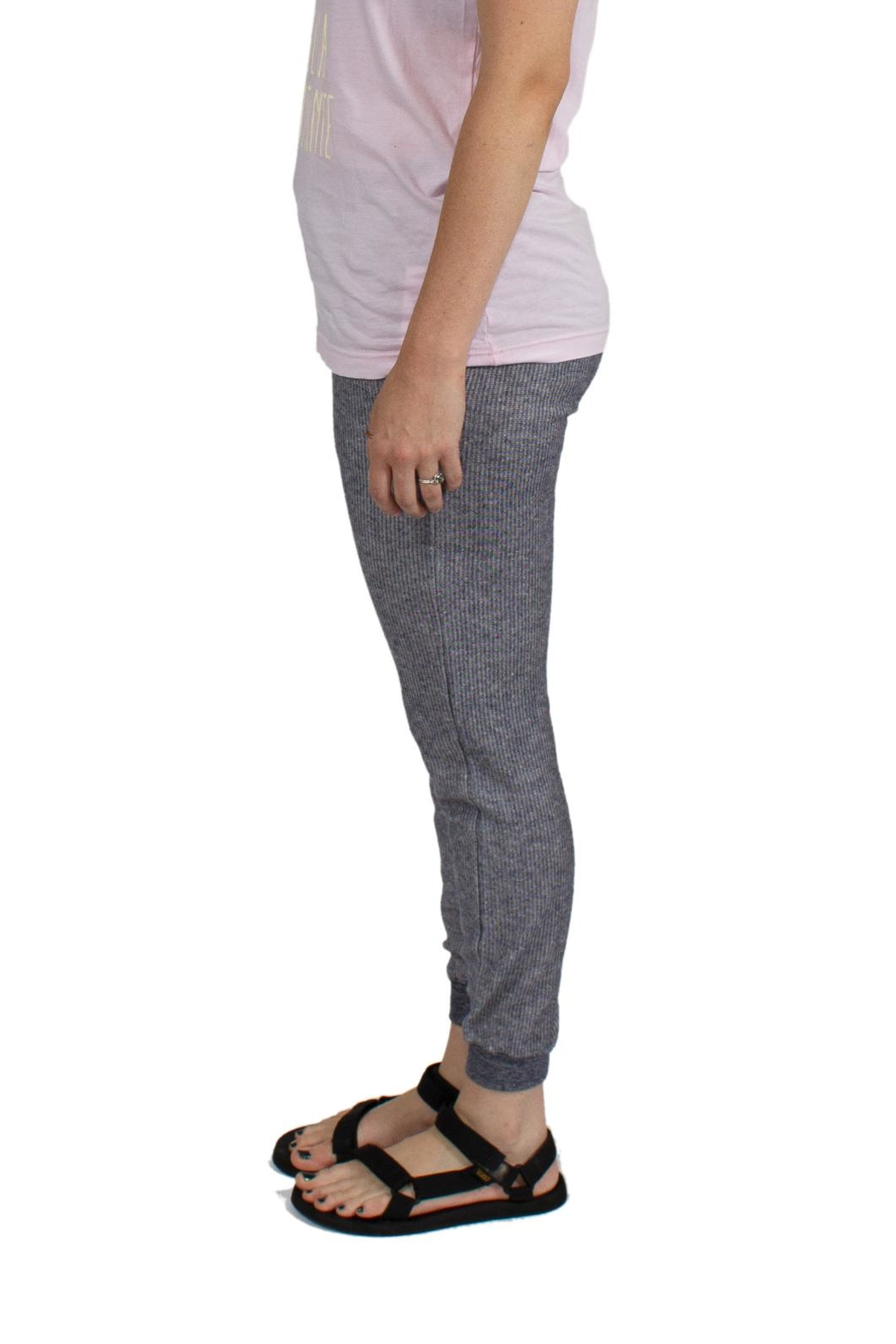 RVCA Work It Pant - Side Cropped Image