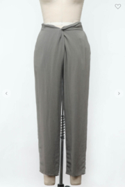 Final Touch Work It Twist Front Pant - Product Mini Image