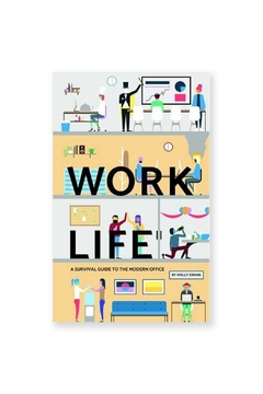W&P Design Work Life Book - Product List Image